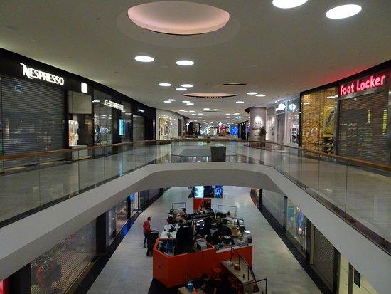 foot locker mall of scandinavia