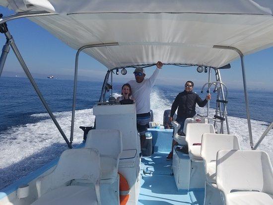 La Vida Bella  Boat Tours: Co-Captain