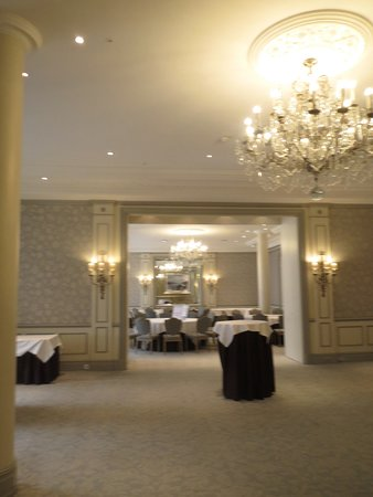 Beautiful rooms in the Savoy hotel