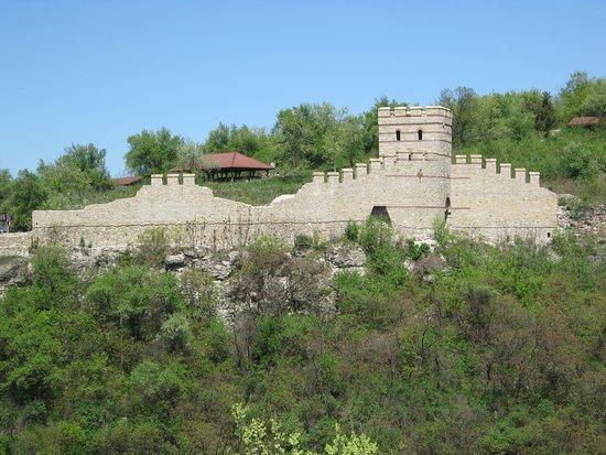Shipka, Bulgaria:  Tsarevets Fortress