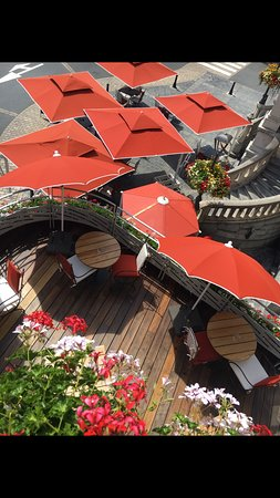 Terrasse Panoramique Picture Of Nouvelle Brasserie Grill