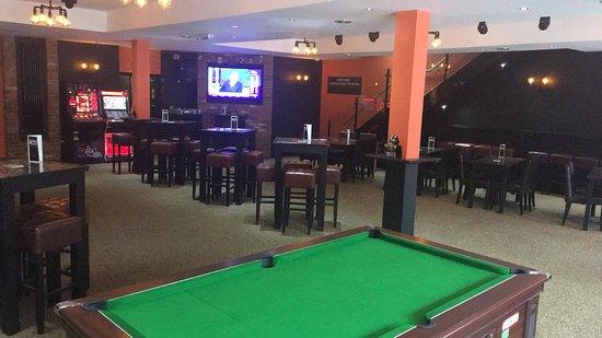 Hucknall, UK: Main Bar