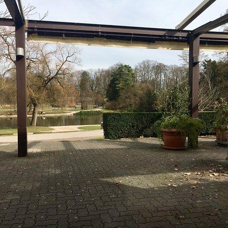 Restaurant l 39 ecrin des saveurs dans strasbourg avec - Restaurant jardin de l orangerie strasbourg ...