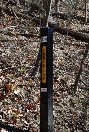 Lynchburg, VA: Natural trail — good signage throughout