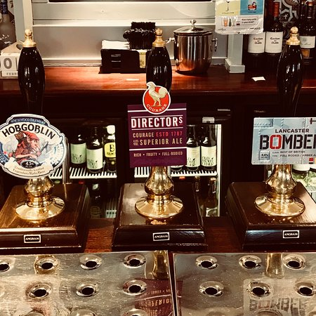 Calver, UK : Some new bits on down here at The Eyre Arms