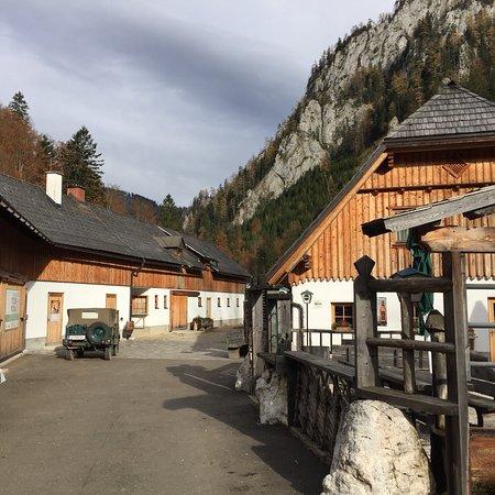 Sankt Gallen, Østrig: Sagwirt