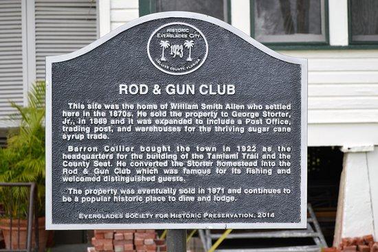 Rod and Gun Club: Rod & Gun