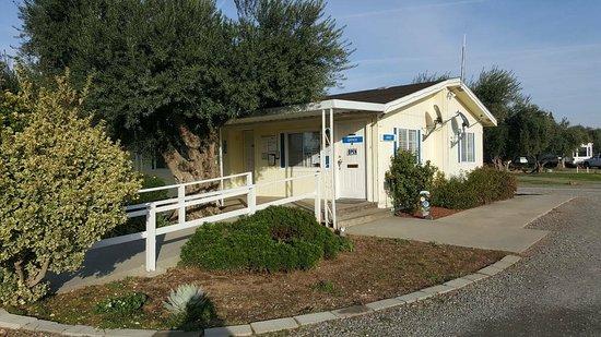 Corning, Kalifornien: Main Office Building