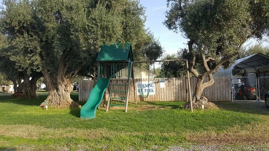 Corning, Kalifornien: A Play park for the kids!