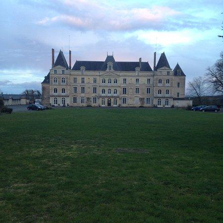 Baune, Francja: Château de Briançon