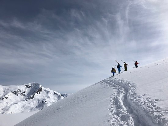 Piste To Powder Mountain Guides St. Anton