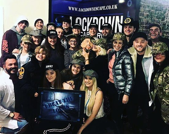 Lockdown Escape Rooms
