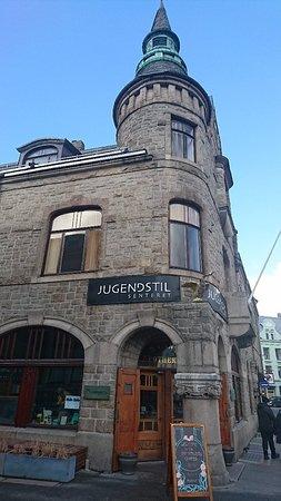 Jugendstilsenteret and Kunstmuseet Kube : Jugendstilsenteret og Kunstmuseet Kube