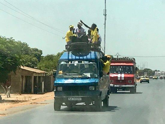 Ngala Lodge: A bush taxi