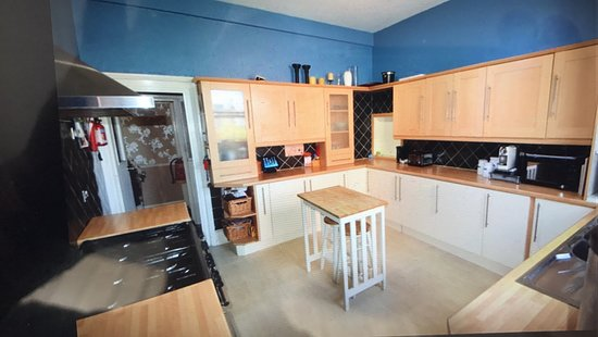 The Ambassador Guest House: Kitchen