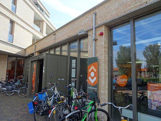 Bibliotheek Noordwijk;Akkerwinde 1;Noordwijk sept 2017