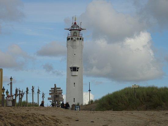 Vuurtoren van Noordwijk