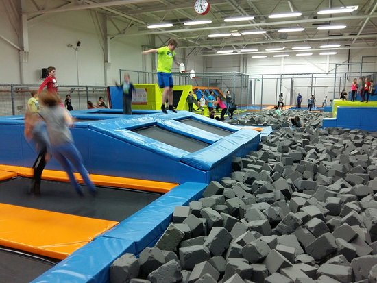 Jumpark - Trampolines Indoor