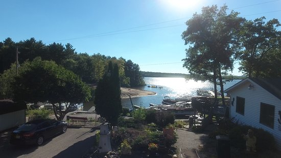 Holiday shores campground resort wisconsin dells for Cheap cabins in wisconsin dells