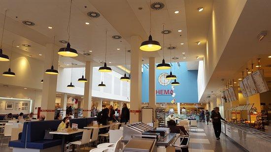 HEMA, Amsterdam - Nieuwendijk 174-176, Centrum - Restaurant