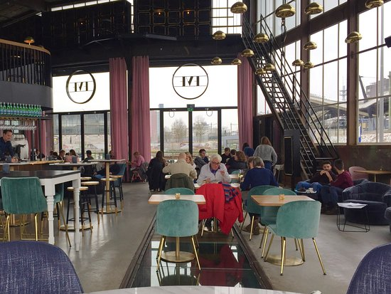 Het fraaie interieur. - Foto van Eve Tilburg, Tilburg - TripAdvisor