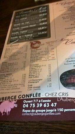 Laurac-en-Vivarais, ฝรั่งเศส: carte