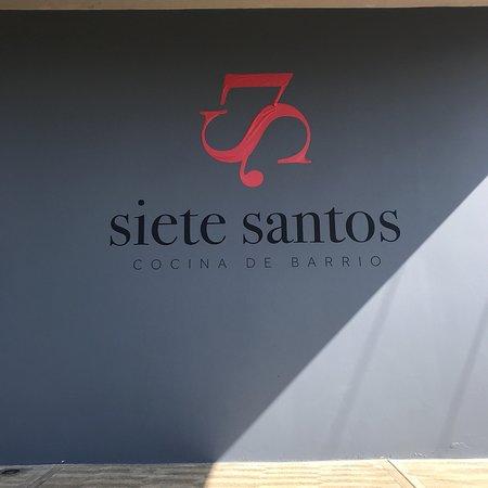 San Pablo, Коста-Рика: Restaurante Siete Santos