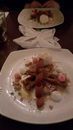 The Seventh Heaven: De worteltjes taart als dessert