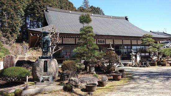 Tokuzoji Temple - Tokuzo Taishi