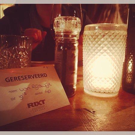 Nes, Nederland: Dinercafé Rixt