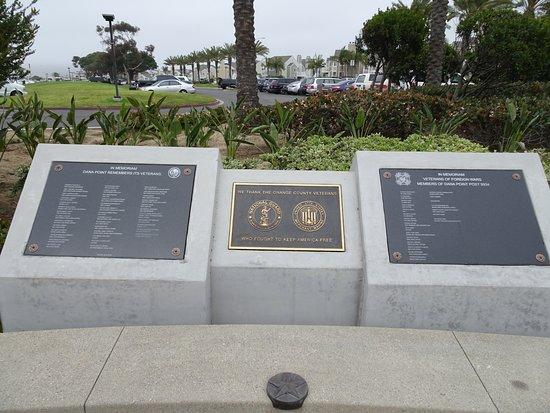 Dana Point, Californië: Dedication and recognition