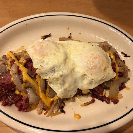 Hebron, Ohio: Breakfast