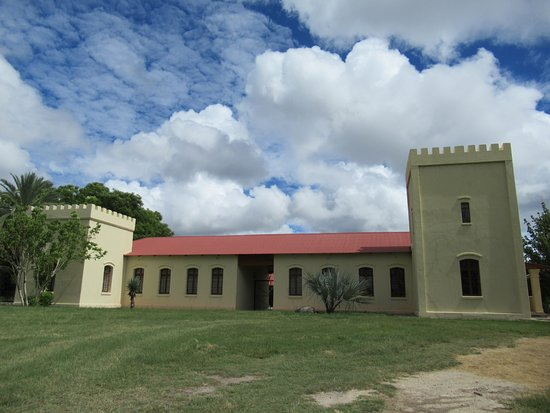 Grootfontein, ناميبيا: Alte fort museum