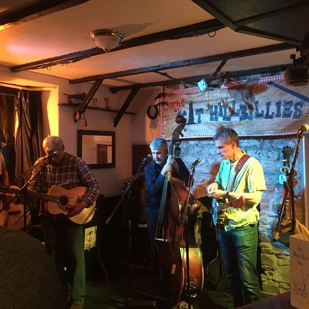 Gunnislake, UK: Kit Hillbillies!!!