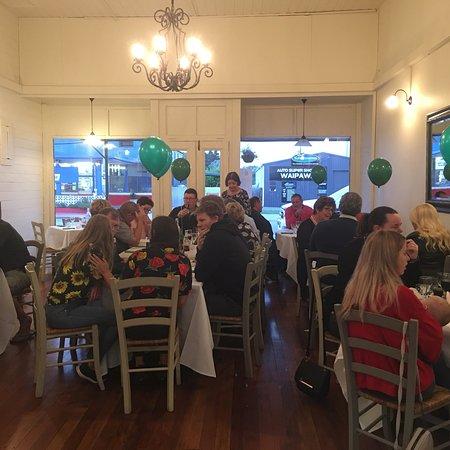 Waipawa, New Zealand: St Patrick's Day family gathering