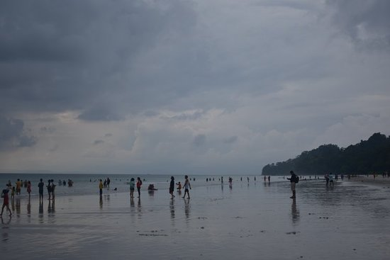 Radhanagar Beach: Beautiful Beach
