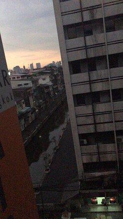 Miramar Hotel Bangkok: View from room