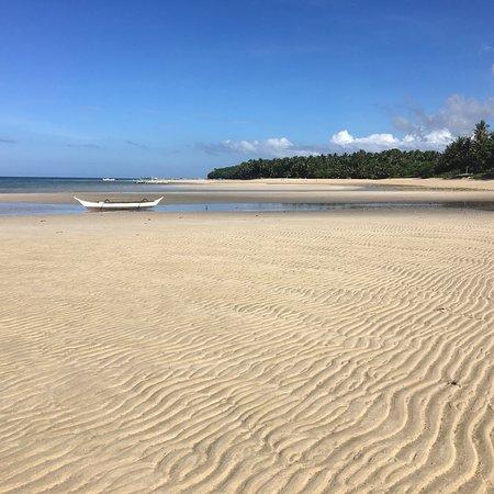 Masbate Island, Fülöp-szigetek: Stunning undeveloped beach