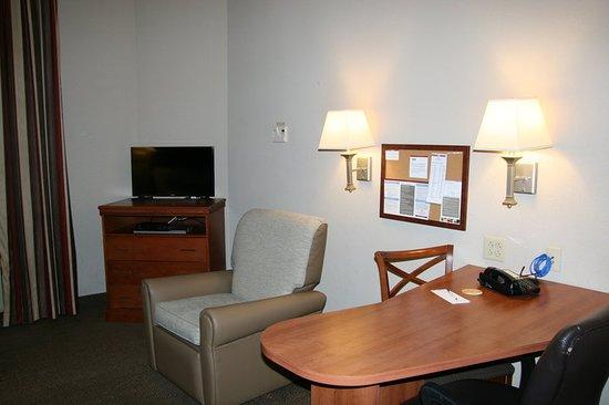 Bordentown, Nueva Jersey: Guest room