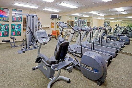 Bordentown, Nueva Jersey: Health club