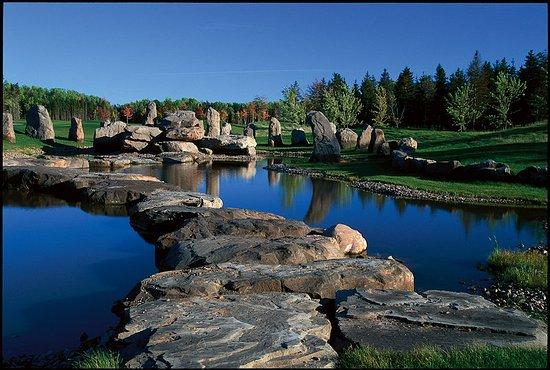 Wallace, Canadá: Golf course