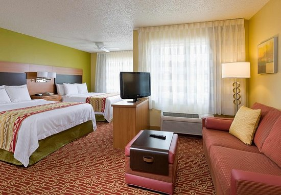 Бедфорд, Техас: Guest room