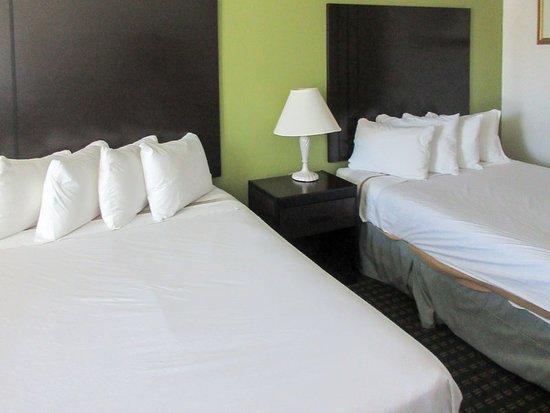 Clayton, Nuevo México: Guest room