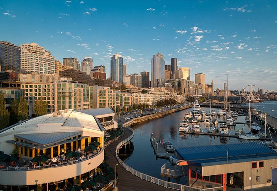 Seattle Marriott Waterfront Hotel Cruise Critic