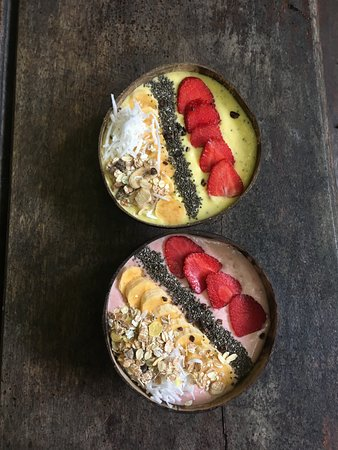 Rosie's cafe: our smoothie bowls