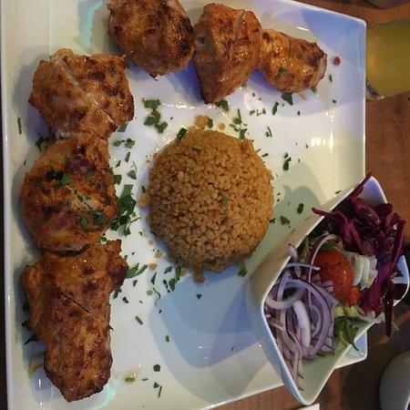 Food at Alim-Et