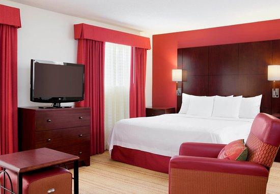 Hapeville, Georgien: Guest room