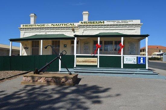 Wallaroo, Australien: L'ancienne Poste