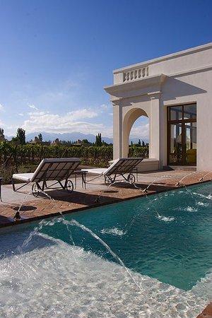 Cavas Wine Lodge: Pool
