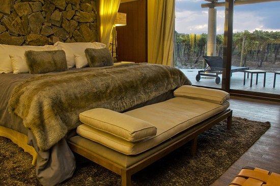 Cavas Wine Lodge: Guest room